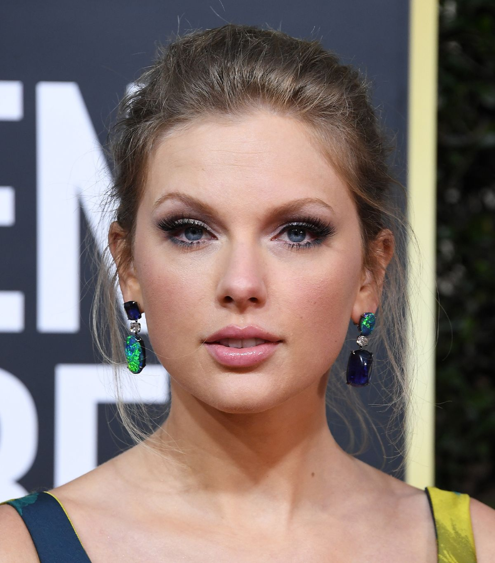 The Beauty Looks That Completely Slayed the 2020 Golden