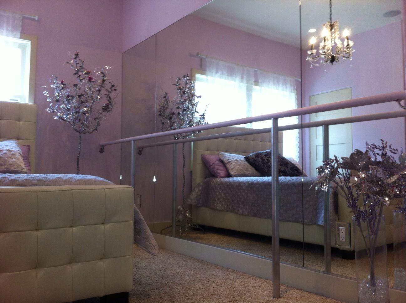 ballet barre   Bedroom themes, Guest bedroom, Ballet room