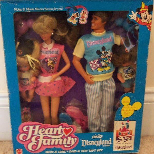 Image result for heart family disneyland