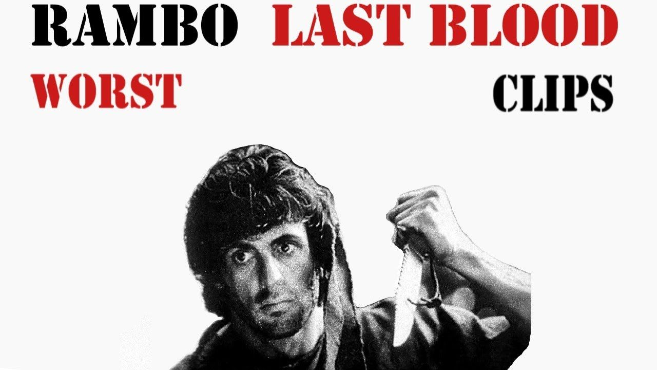 Rambo Last Blood Trailer Movie Clips (WORST) in 2020 ...