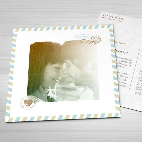 invitacion-de-boda-postal-con-fotografía-invitaciones-diquesi-1