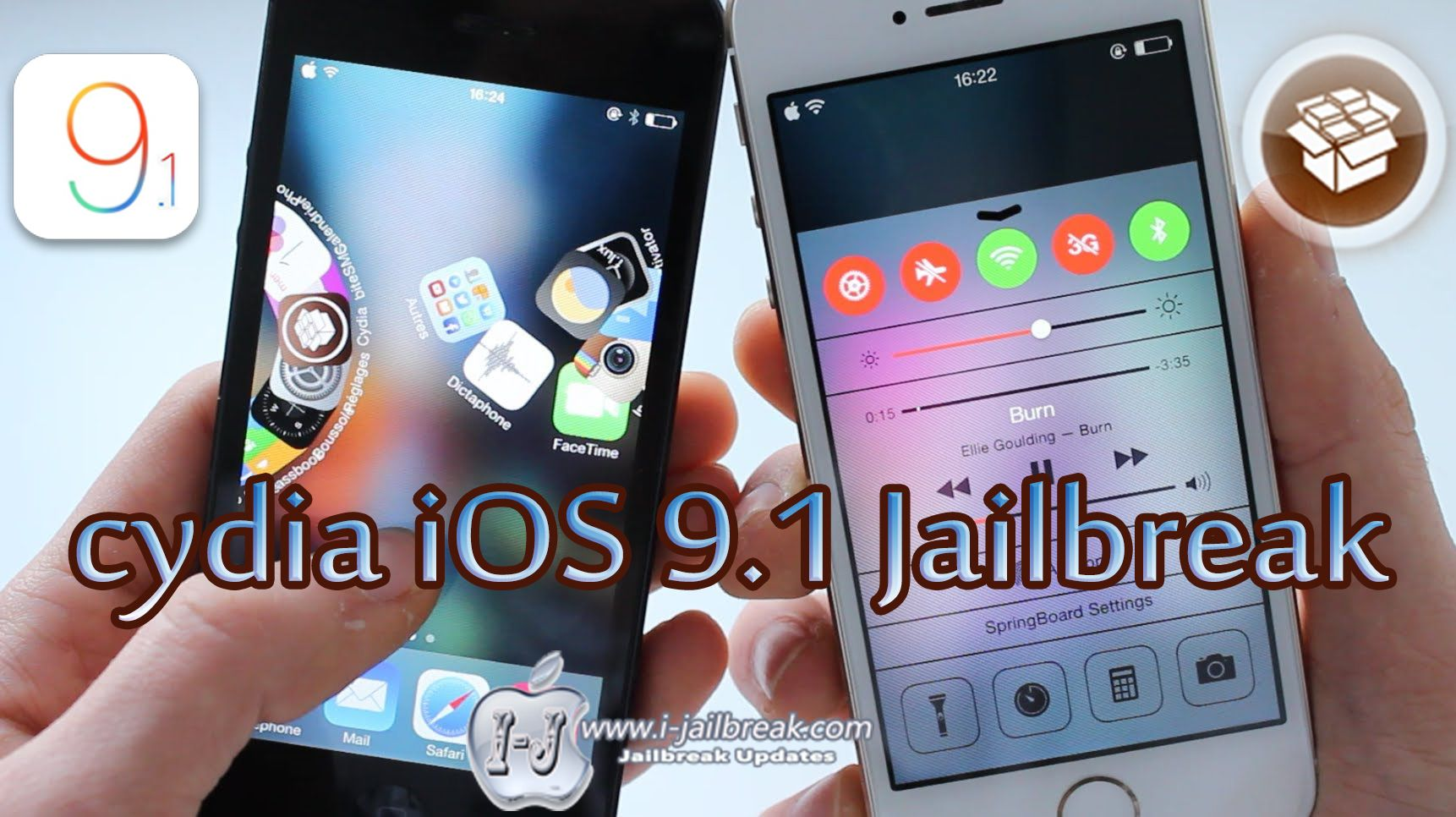 cydia iOS 9.1 Jailbreak Iphone, Ios 7, Iphone ios 7