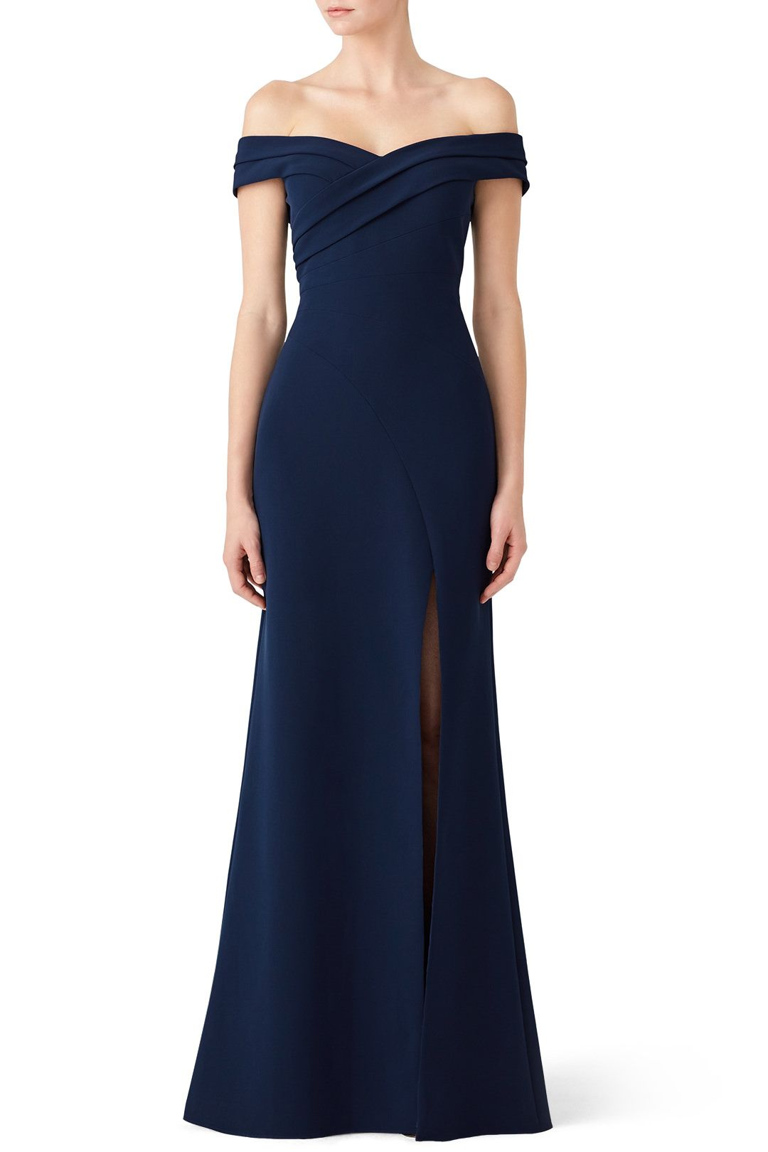 Rent Midnight Kyle Gown by Aidan Mattox for $70 - $120 only at Rent ...