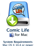comiclife.com- you or your students can make comics!