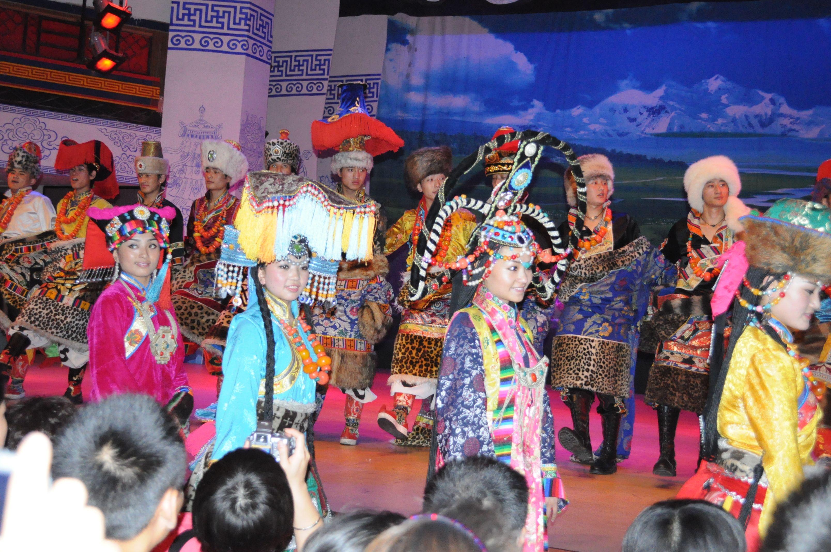 tibet show