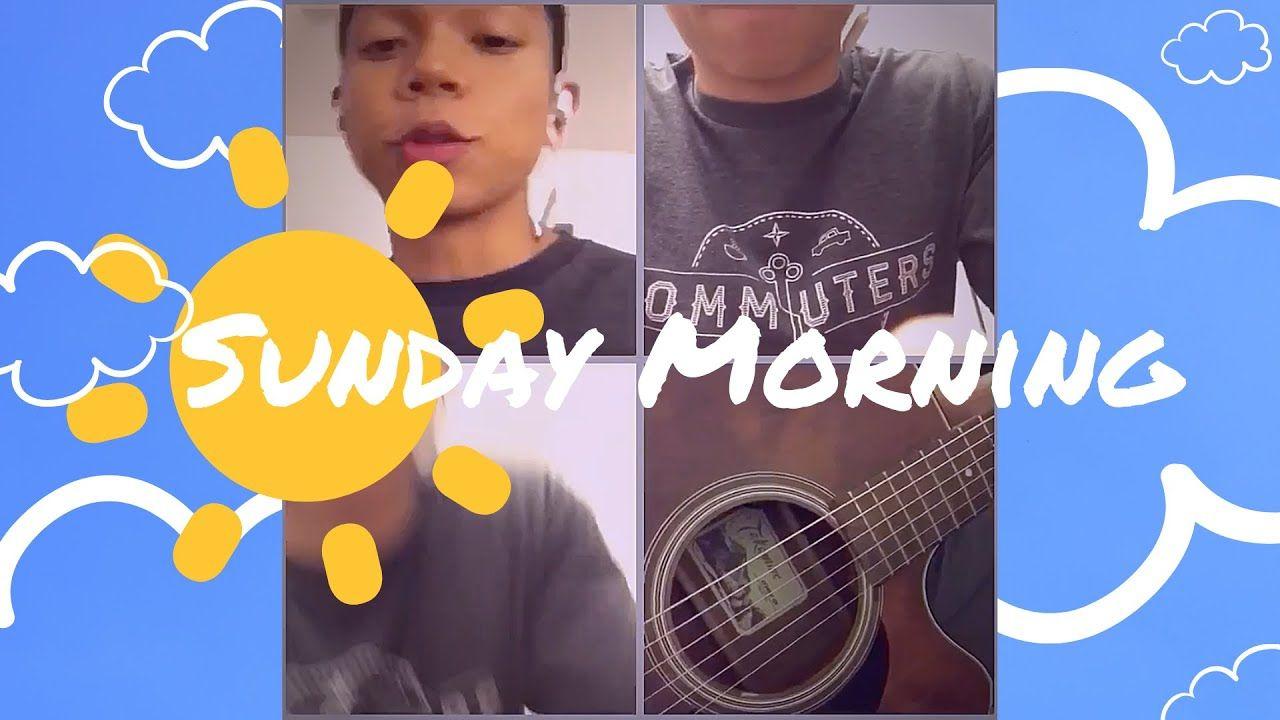 Sunday Morning Maroon 5 Acapella Cover by PJ Sunday