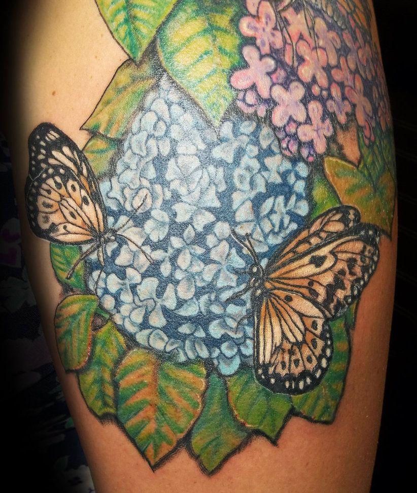 Girl tattoo ideas butterfly flowertattoos  designs butterfly and flower tattoos for women