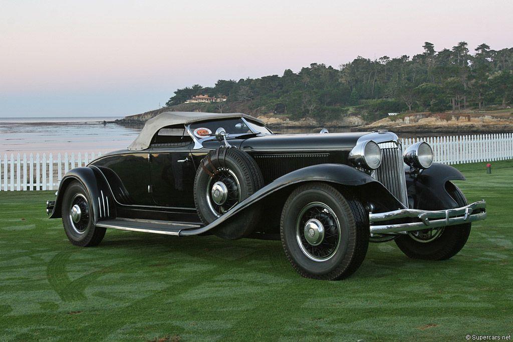 1932 Chrysler Imperial LeBaron Roadster