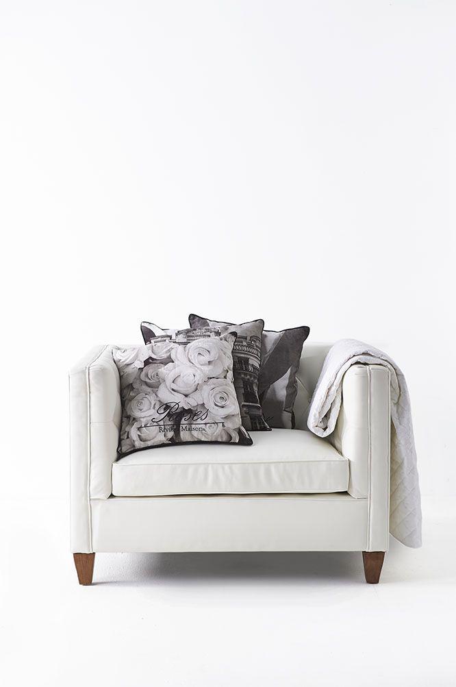 der manhattan loveseat pellini von rivi ra maison. Black Bedroom Furniture Sets. Home Design Ideas