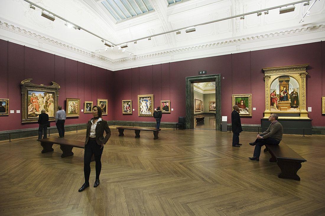 ERCO - Licht ontdekken - Culture - National Gallery | Inspiratie ...