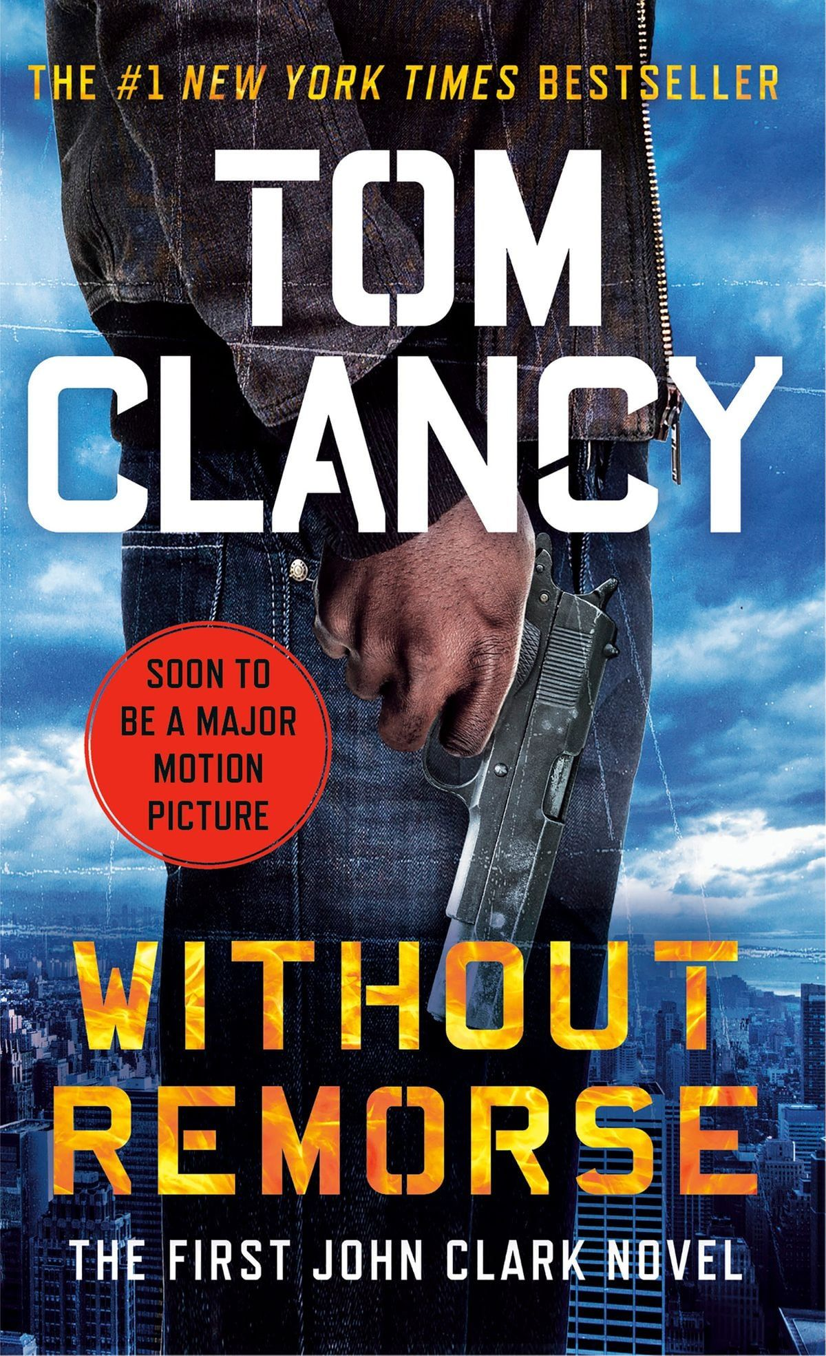 Without Remorse By Tom Clancy Premiummovies In 2021 Tom Clancy John Clark Books