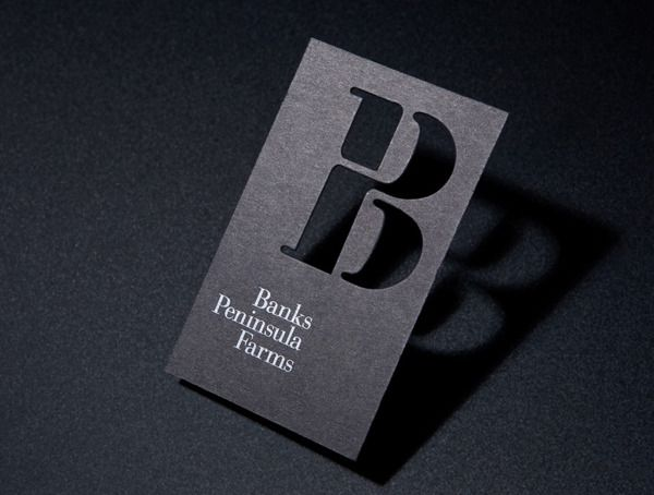 Logo & Branding: Banks Peninsula Farms « BP – Logo, Branding, Packaging & Opinion by Richard Baird