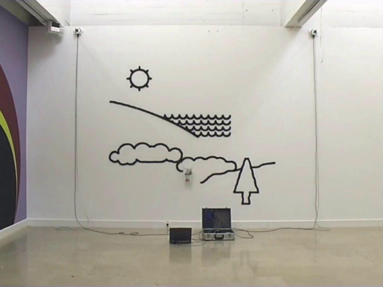 Hektor, un traceur suspendu pour grapheurs #DrawBots #art