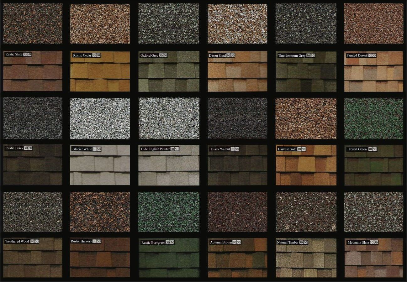How To Choose The Right Roof Shingles Color Home Roofing Tips