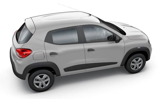Renault Kwid Colors Red White Silver Grey And Bronze Autos
