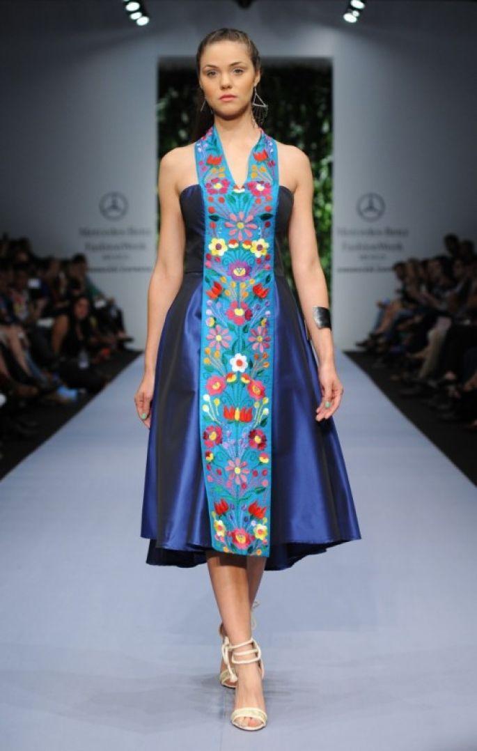 Resultado De Imagen Para Vestidos Tipicos Modernos