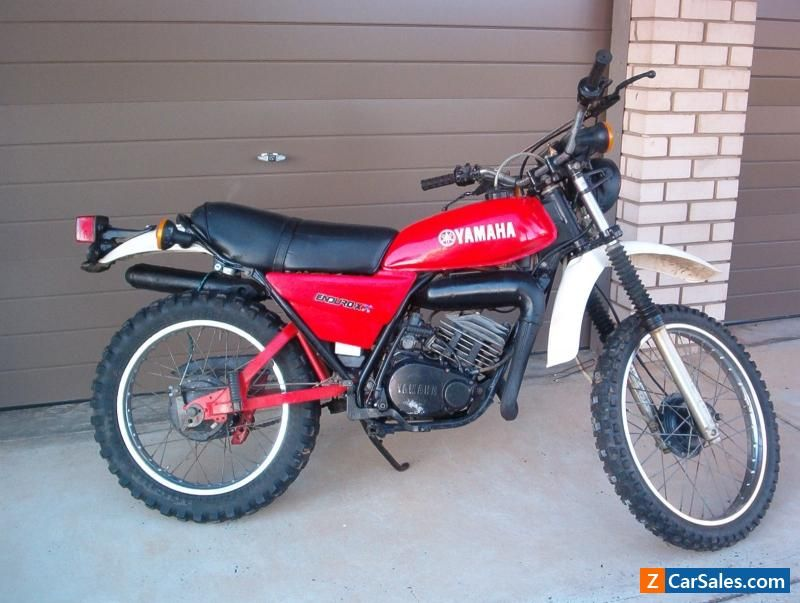 Yamaha Dt 175 Road Trail Bike Yamaha Dt175 Forsale Australia Motorcycles For Sale Bike Trails Buy Motorcycle