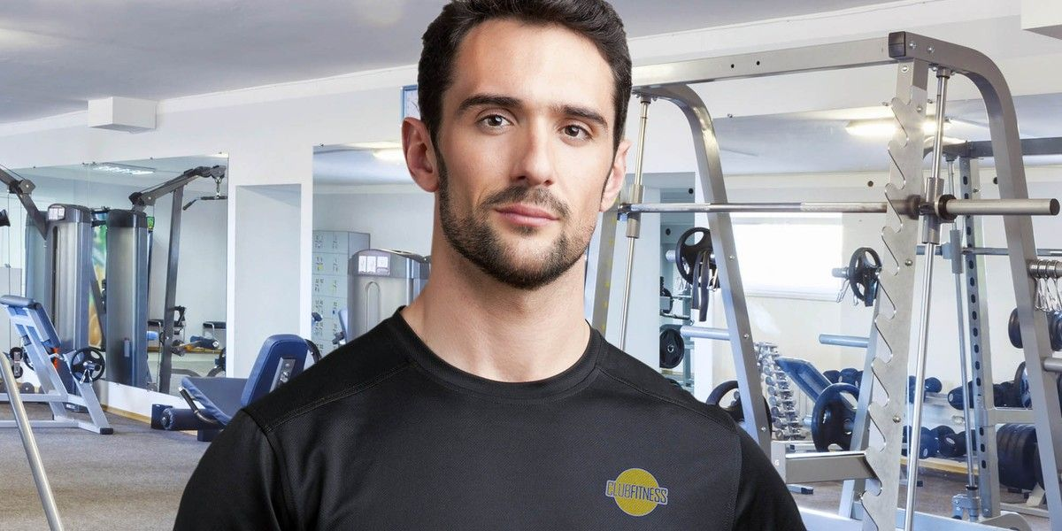 Personal Trainer Impressed By Man S Improved Excuses Personal Trainer Person Trainers