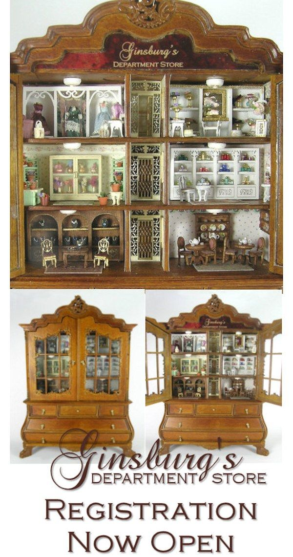 Cynthia Howe Miniatures!, Your premier source for Dollhouse