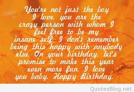 happy birthday quotes for him 3 | fred | Happy birthday quotes