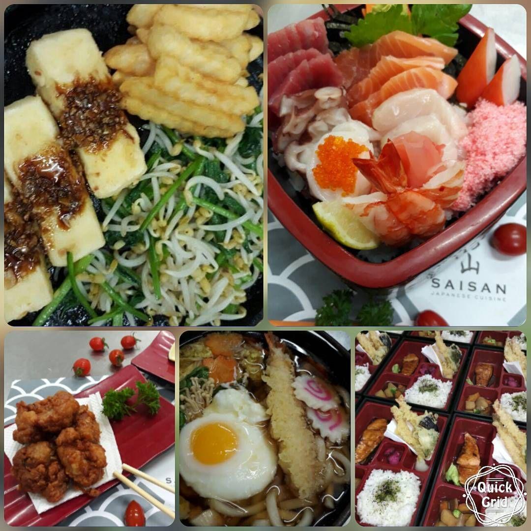 Tofu steak, chirashi sushi, tori karaage, nabeyaki udon & salmon bento @saisanjapanesecuisine #foods #foodsociety #foodstamps#foodstagram #foodjournal #cafe #restaurant #resto #cuisine #japanesecuisine #japanesefoods #saisancuisine #saisanjapanesecuisine http://w3food.com/ipost/1508647288401973210/?code=BTvyrc0jk_a
