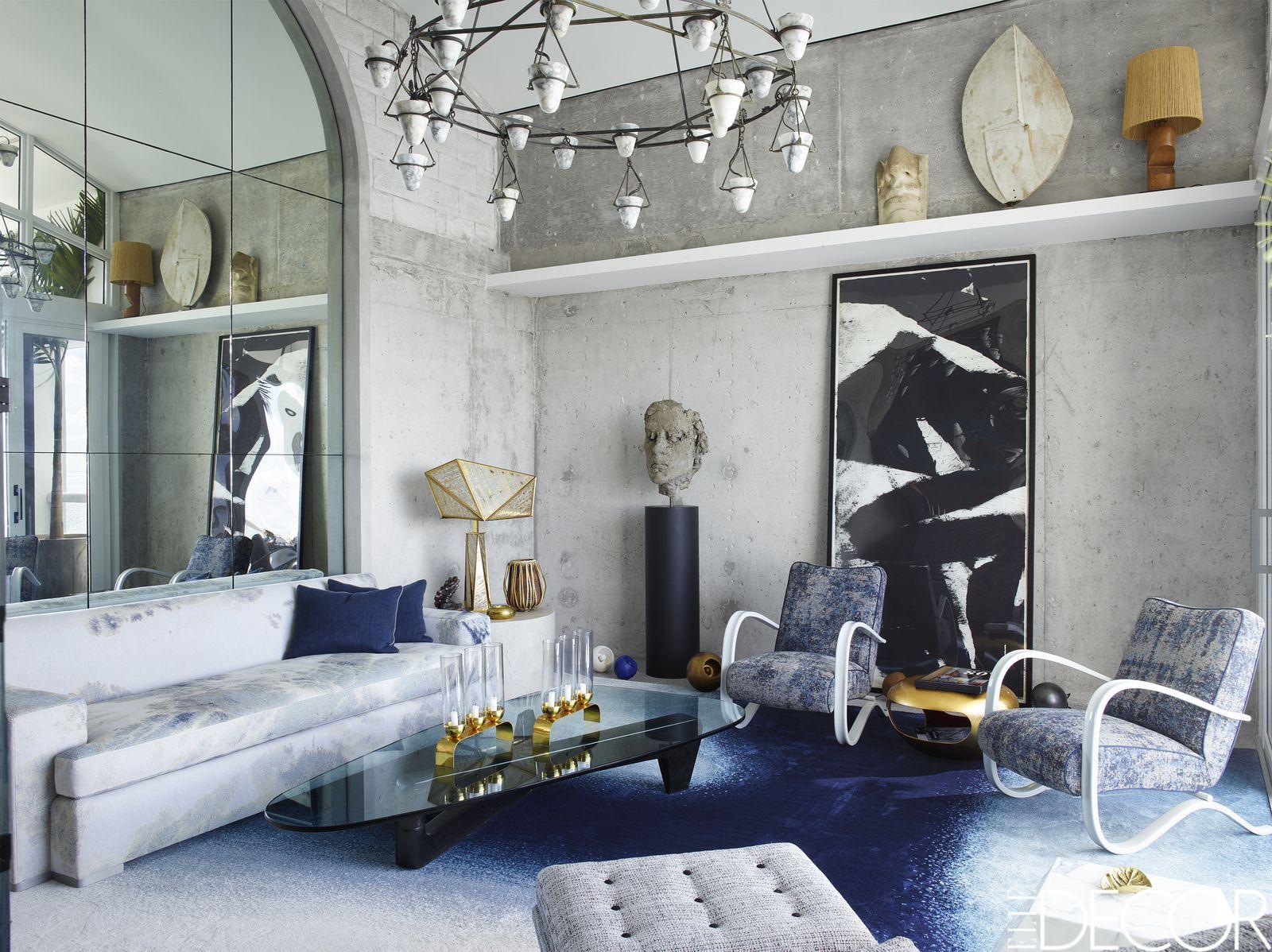 House Tour A Miami Penthouse That Marries European Posh
