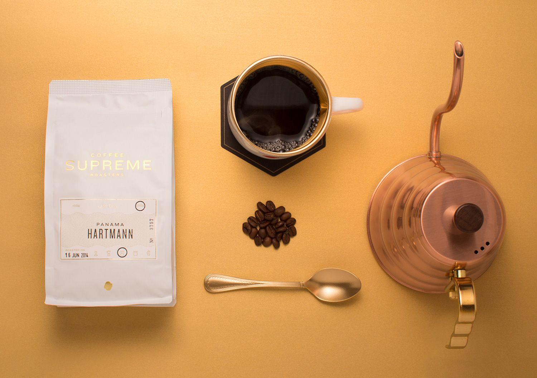 Coffee Supreme Marx Design Ltd Coffee design, Coffee