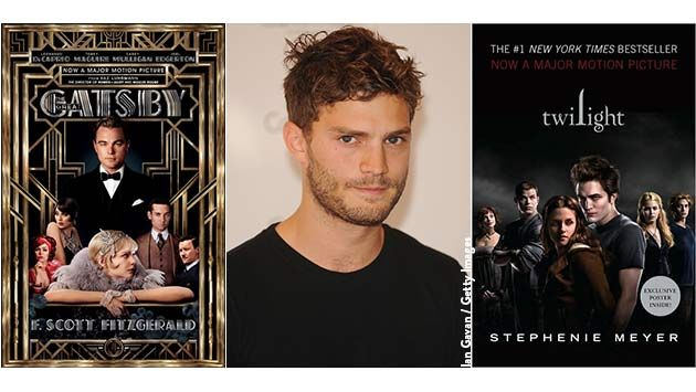 Christian Grey to Jay Gatsby: Actors on Their Most Daunting Book Character Roles