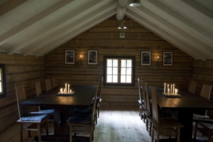 A Remote Retreat Designed by Swedish Survivalists