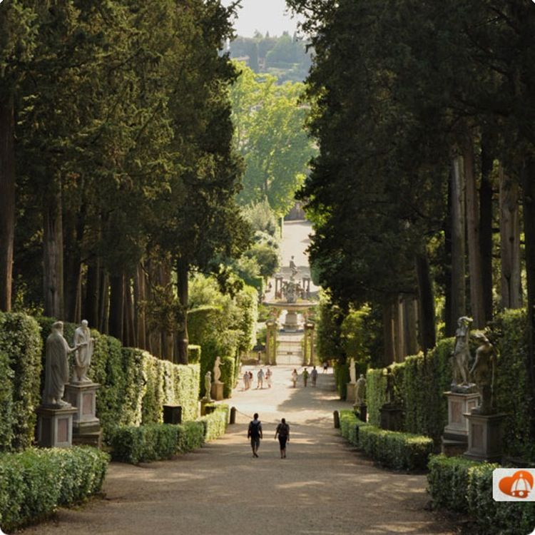 Boboli Gardens In Florence Visit The Boboli Garden Behind Palazzo Pitti In Florence Beautiful Places Places To Travel Places