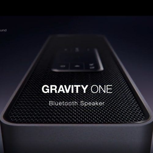 Watch Video - Porsche Design and KEF Collaborate on the design and production of Gravity One Wireless Speaker, Motion One Earphone and Space One Headphone.