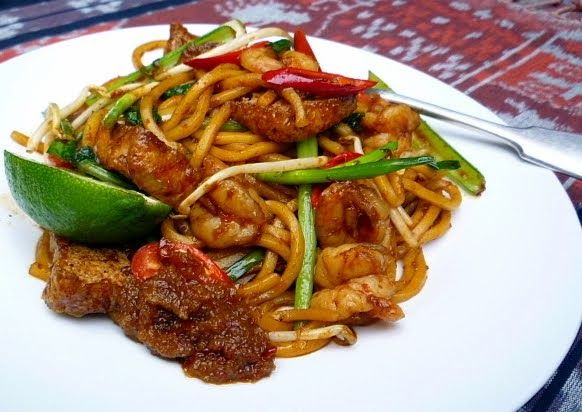 I Have Been Craving For Mee Goreng Meaning Fried Noodle In Malay Ever Since