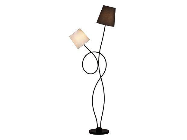 Tween Light Stoff-Stehleuchte Colore (2-flammig ...