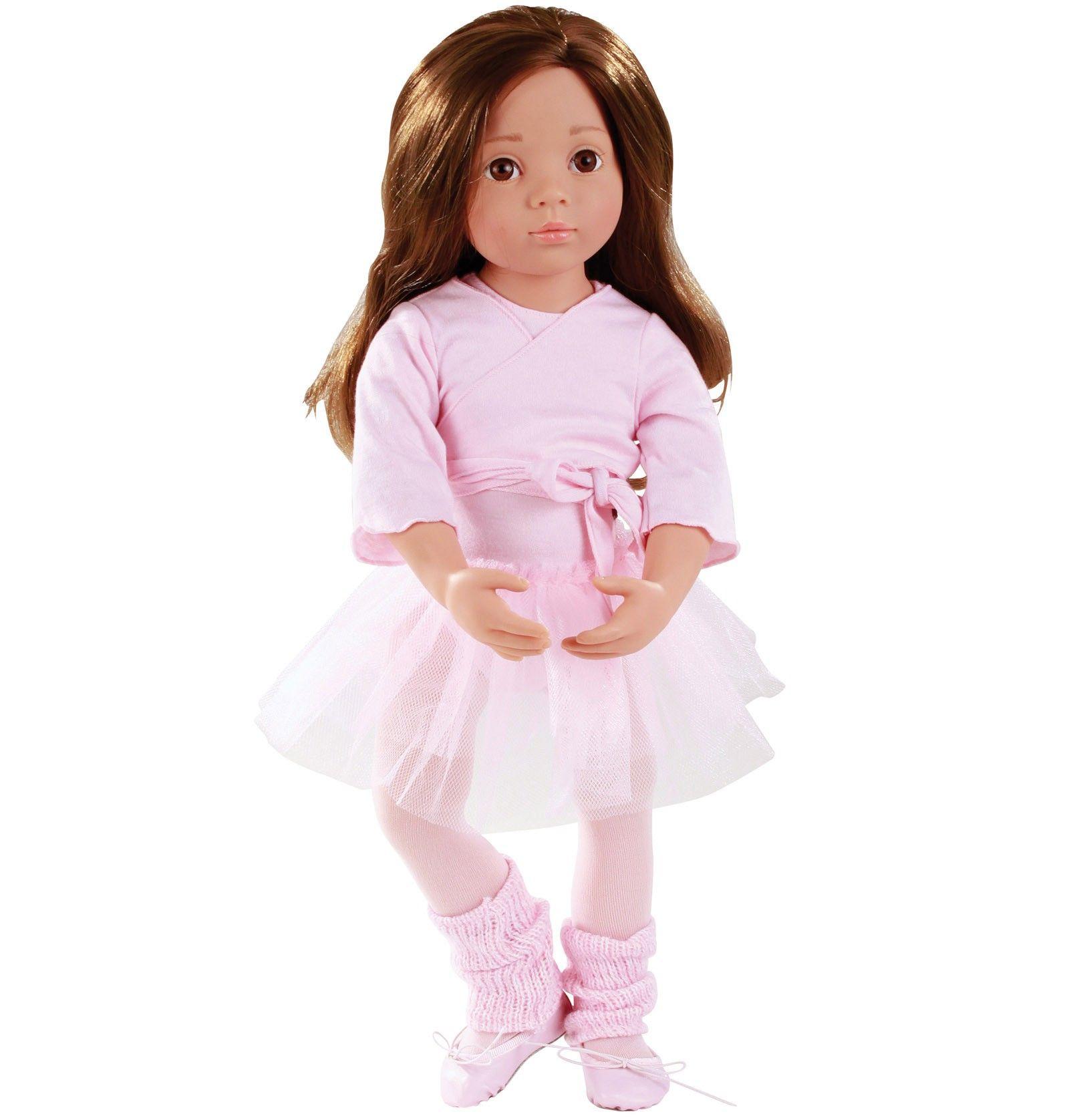Slippers+Headband 18 in Doll Clothes Fits American Girl Daisy Ballerina Dress