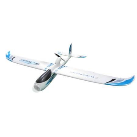 Sky Surfer 2000mm Wingspan EPO FPV Glider w/Flaps PNP         As the old saying goes, the bigger they are, the better they fly and with a 2 metre span, the Sky Surfer provides a high lift, stable and virtually un-stallable camera & FPV platform thanks to it's generous...