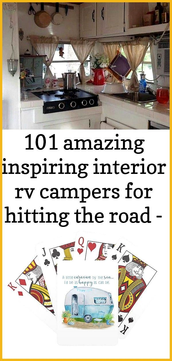 101 amazing inspiring interior rv campers for hitting the road  page 67 of 112 1 101 Amazing Inspir