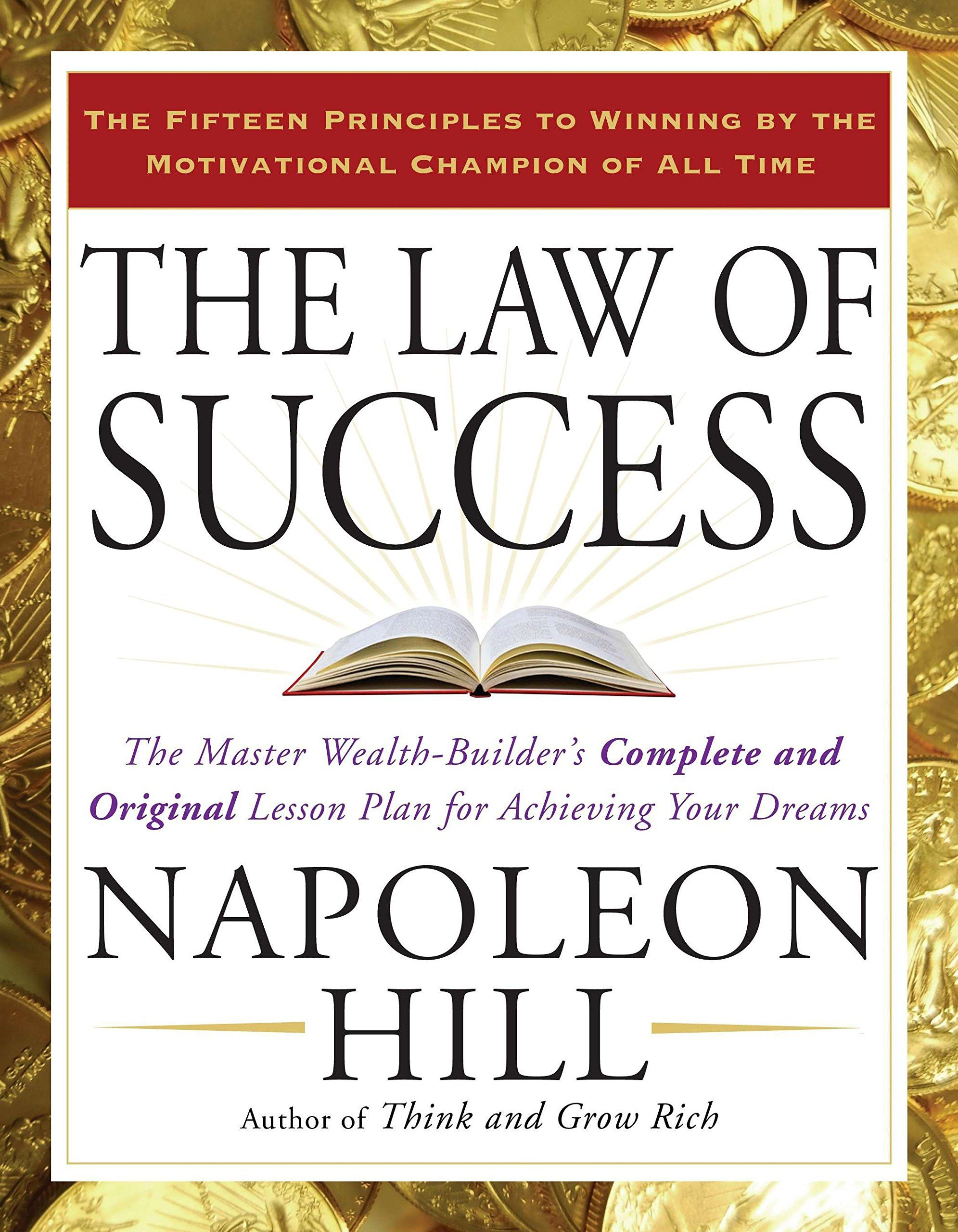 FREE DOWNLOAD - Law of Success by Napoleon Hill pdf , epub ...