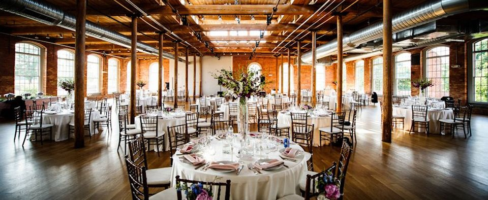 The Cotton Room Raleigh Nc Wedding Venue Durham Historic