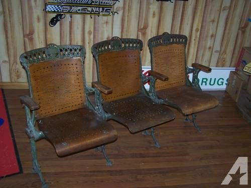 Image Result For Antique Theatre Seats For Sale Old