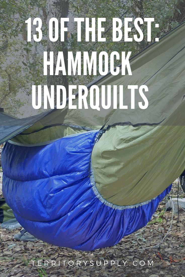 Photo of Cover your ass: 13 of the best hammock underlays