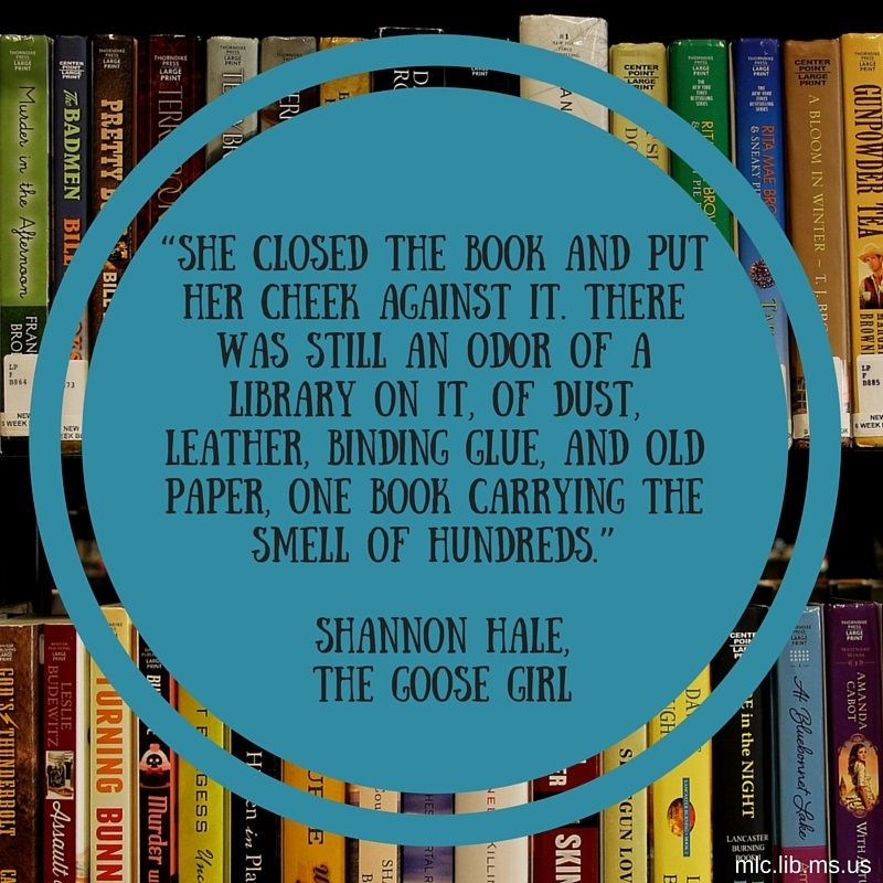 Todays Quote Comes From Shannon Hales Fantasy Novel The Goose Girl Booksmells