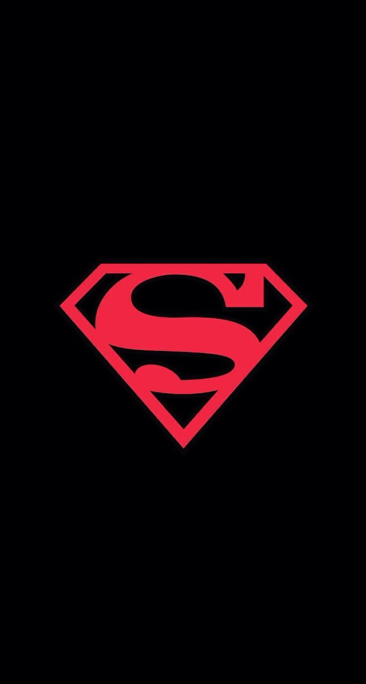 Superman Logo Wallpaper