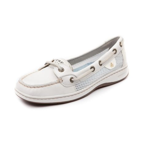 a14f1908b728 Shop for Womens Sperry Top-Sider Angelfish Boat Shoe in White at Shi by  Journeys. Shop today for the hottest brands in womens shoes at Journeys.com.