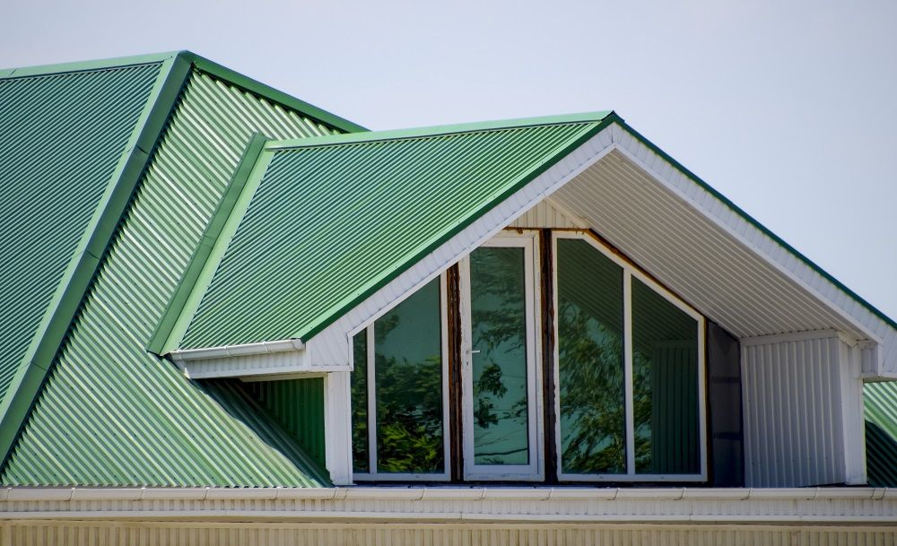 Various Options Available In Corrugated Roofing Materials Modern Roofing Zinc Roof Roofing