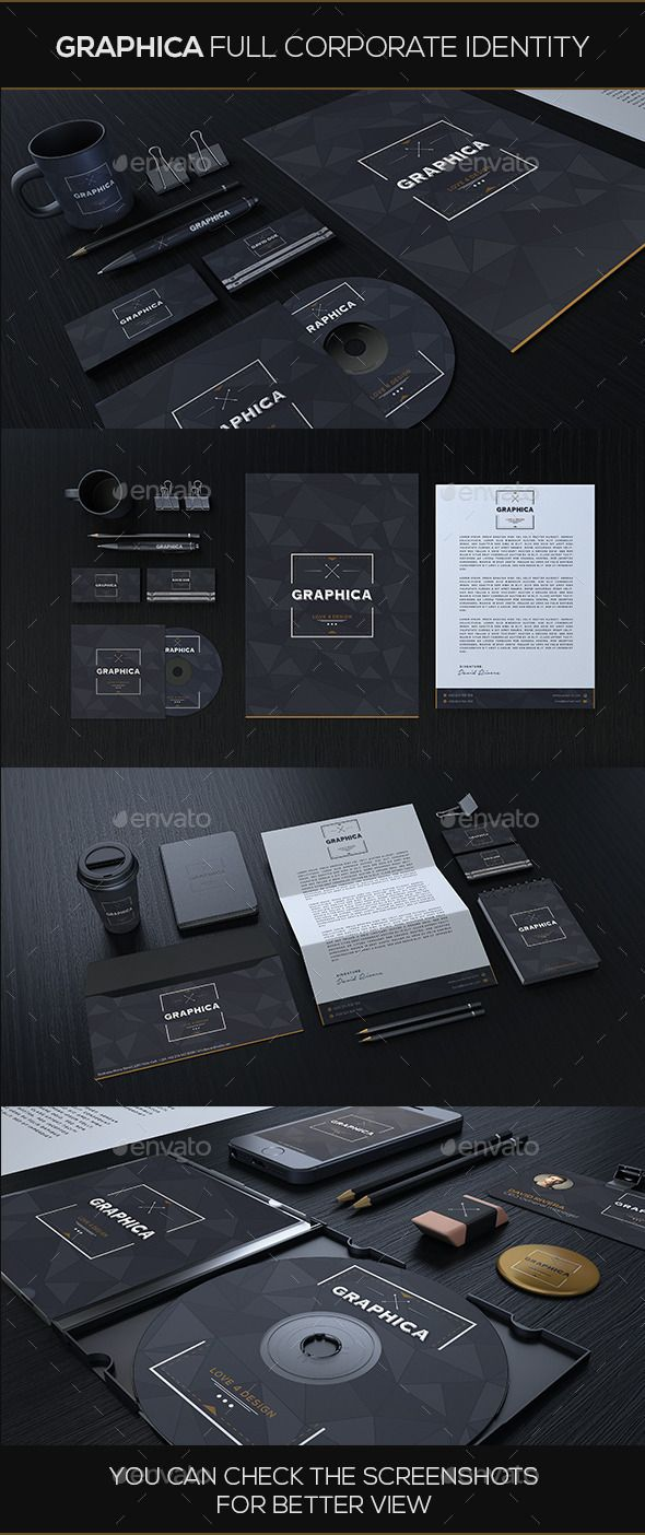 Graphica Corporate Identity  Corporate Identity Corporate