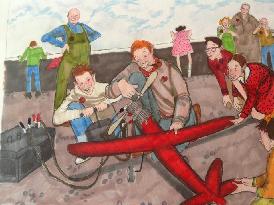 Junkyard wonders patricia polacco childrens picture