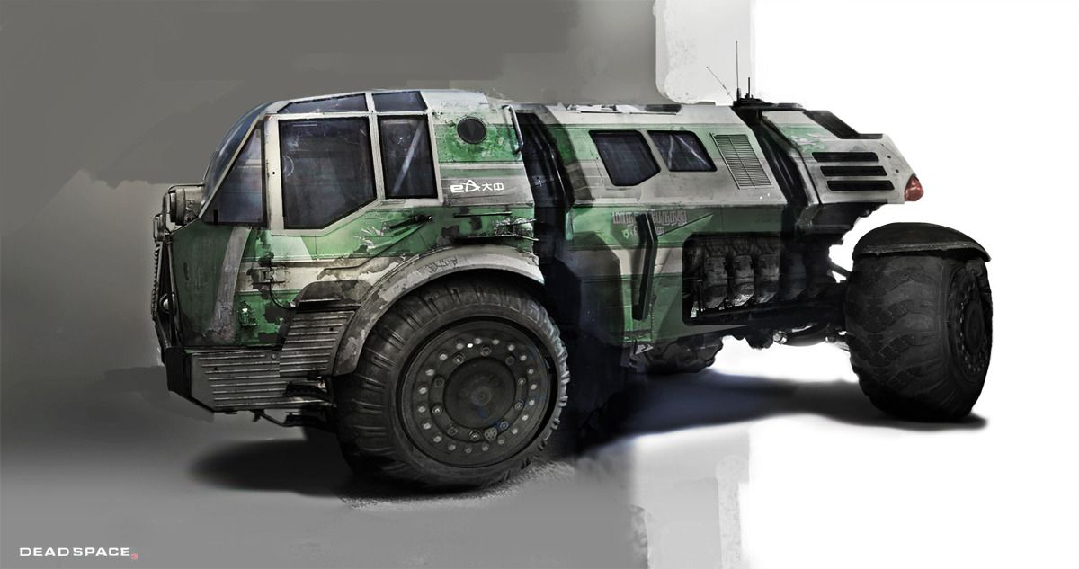 A not so Sci-Fi ,Sci-Fi truck on sale now Commercial - Daz 3D Forums