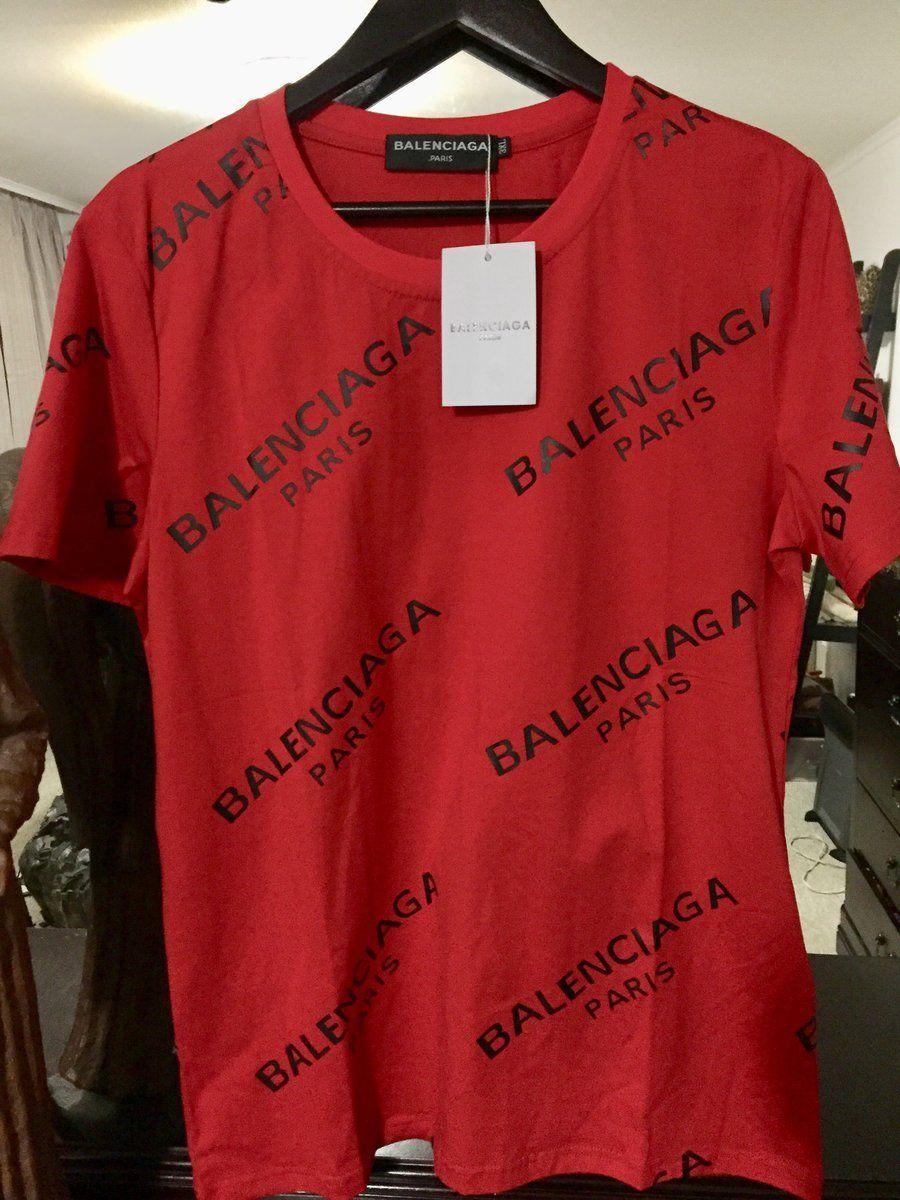 52f7fac7041 Balenciaga T Shirt 'Size Eu 3xl' (Exclusive 2017 Balenciaga logo Line) –  OmarsHighEndStore.com