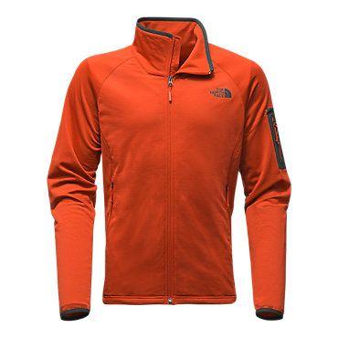 bfbb1dc72b43 The North Face Men s Borod Full Zip Fleece Jacket