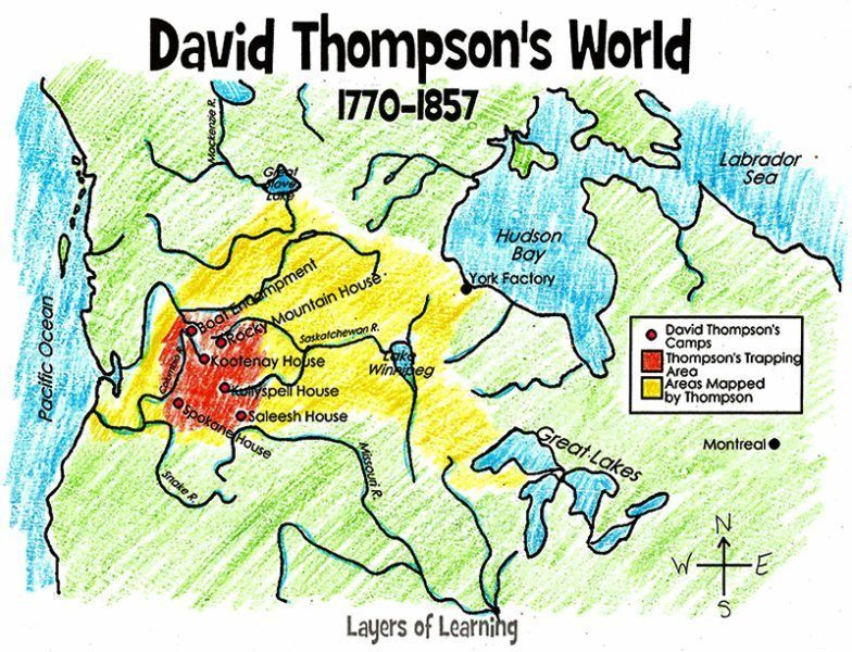 Canadian History & Geography Canadian history, Geography